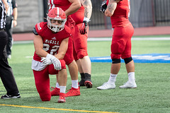 _B1A1565.CR2 (jfpimentel) Tags: 2019 amateur football game laval mcgill montreal quebec redmen rougeetor sports teams university