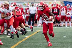 _B1A1418.CR2 (jfpimentel) Tags: 2019 amateur football game laval mcgill montreal quebec redmen rougeetor sports teams university