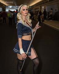 NYCC Sunday 2019-49 (Likemore) Tags: nycc newyorkcomiccon comic con javitsconventioncenter javits nyc cosplay costume convention marvel dc portrait
