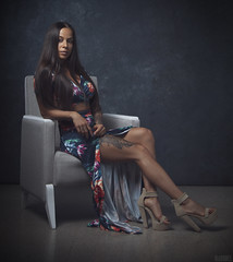 Monica 1 (gabipelos) Tags: 2019 24105 almansa canon cursofotoclub profoto flash flashportatil portrait retrato