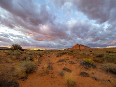 Sandy Track Dawn (xjblue) Tags: 2019 escalantecanyonstocapitalreef october southernutah canyon desert fall landscape sandstone trip