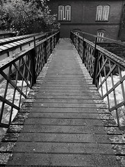 IMG_20191013_101910 (www.ilkkajukarainen.fi) Tags: mustavalkoinen blackandwhite bridge silta happy life vanhankaupungin koski monochrome helsinki facktory tehdas suomi finland finlande eu europa scandinavia
