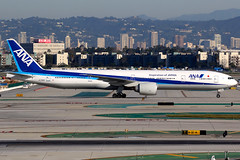 All Nippon Airways | Boeing 777-300ER | JA788A | Los Angeles International (Dennis HKG) Tags: aircraft airplane airport plane planespotting staralliance canon 7d 100400 losangeles klax lax allnipponairways allnippon ana nh japan boeing 777 777300 boeing777 boeing777300 777300er boeing777300er ja788a