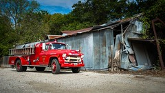 Thorndale (TX) Fire Department - No. 1 (lonestarbackroads) Tags: