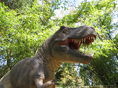 Tyrannosaurus Rex (rudyg39) Tags: tyrannosaurusrex dinosaurs sacramentozoo williamlandpark family sacramento
