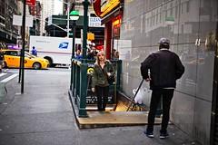 57th Street Station (Nun Nicer Artist) Tags: subway streetphotography 35mm travel people manhattan 35mmstreetphotography city newyork nunnicer life goldenhour street transportation