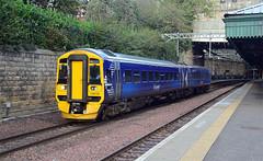 158726. (curly42) Tags: 158726 class158 sprinter dmu unit railway scotrail edinburghwaverley train transport travel publictransport