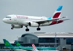 EUROWINGS A319 D-AGWK (Adrian.Kissane) Tags: 1662019 3500 a319 dagwk dublin dublinairport eurowings