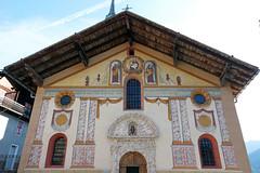 Hauteluce (Savoie) : église Saint-Jacques d'Assyrie (bernarddelefosse) Tags: hauteluce savoie rhônealpes france église saintjacquesdassyrie baroque architecture
