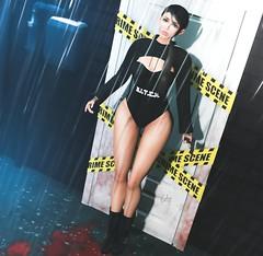 Scene crime (Evalisy) Tags: tonic tonicbodies tonicpixie gaeg ebano ebanoposes unikevent moz secondlife secondlifeavatar avatar pixels virtualgame
