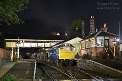 d38407 (15c.co.uk) Tags: class25 d7535 25185 llangollenrailway emrps