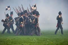Bataille de Wuustwezel 1814 (CrËOS Photographie) Tags: wuustwezel belgique belgium bataille battle napoléon uniforme uniform personnes people