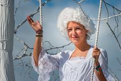 Portrait d'ange!!! (musette thierry) Tags: portrait lumineux fille blanc suivi nikon nikond800 d800 cortége tournai musette thierry 28300mm belgium belgique hainaut wallonie