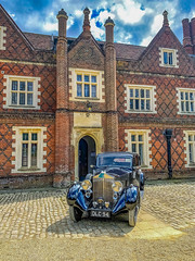 The scene is set in Framlingham, England a few months ago. What a day, had a lot of fun with this 1951 Rolls-Royce. (davidweedallphotography) Tags: photohopexpress cars car landscape classiccars travelblog travelblogger wedding friends fun photography photographer weddings overseas 1951 thequeen oldengland travelphotography rollsroyce1951 travel england traveling framlinghamengland