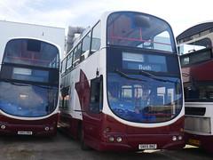 Barnett's Coach Travel SN55 BNA, SN55 BNZ & SN55 BKU (Hullian111) Tags: fairway rider brian l barnett barnetts rhodes wright eclipse gemini volvo b7tl exlothian sn55bna sn55bnz sn55bku sn55 bna bnz bku 718 741 712 school bus
