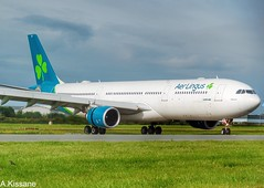 AER LINGUS A330 EI-EDY (Adrian.Kissane) Tags: 1025 1662019 a330 eiedy dublinairport dublin aerlingus