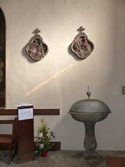 Mont de Marsan, Landes: chapelle du Bon Pasteur. (Marie-Hélène Cingal) Tags: france montdemarsan landes 40 aquitaine nouvelleaquitaine sudouest