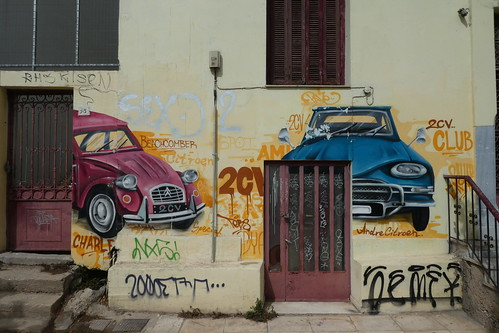 graffiti, Athens
