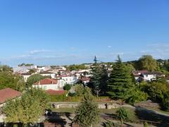 Mont de Marsan, Landes: vue de la terrasse du muséeDespiau-Wlérick. (Marie-Hélène Cingal) Tags: france montdemarsan landes 40 aquitaine nouvelleaquitaine sudouest