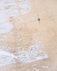 WhiteResidue.jpg (Klaus Ressmann) Tags: klaus ressmann abstract fparis france omdem1 wall winter decay design flcstrart minimal softcolours streetart klausressmann