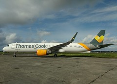 G-TCDD A321 Thomas Cook (corrydave) Tags: gtcdd a321 thomascook shannon
