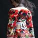 ACPlay ATX040B Kimono Mini-Dress