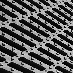 Grate Abstract (2n2907) Tags: blackwhite abstract geometry geometric graphic pattern shapes minimal simple grid array