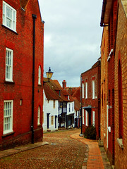 Rye, East Sussex, UK (photphobia) Tags: rye smalltown eastsussex rotherdistrict southcoast uk medieval england europe oldwivestale holiday outside outdoor streetphotos buildings