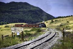 Cumbres & Toltec Scenic Railroad Chama - New Mexico - USA (R.Smrekar) Tags: usa 2019 railroad newmexico landscape railway z7 smrekar 000100