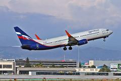 VQ-BHQ Boeing 737-800 Aeroflot Russian Airlines Named D. Hvorostovsky AGP 31-08-19 (PlanecrazyUK) Tags: lemg malaga–costadelsolairport malaga costadelsol vqbhq boeing737800 aeroflotrussianairlines nameddhvorostovsky agp 310819
