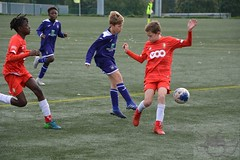 Season 2019-2020: U12 Anderlecht - Standard