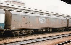 V W93189 230686 (stevenjeremy25) Tags: mk1 parcel van railway coach carriage train nfa 93189