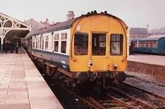 C DM45029 140384 (stevenjeremy25) Tags: observation saloon qxv 45029 dm45029 railway coach carriage train