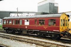 C DM45026 2 190795 (stevenjeremy25) Tags: observation saloon qxv 45026 dm45026 railway coach carriage train
