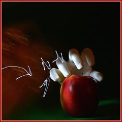 alle origini (ANbepLO) Tags: canon 5d markiii mela luci light apple mano 10