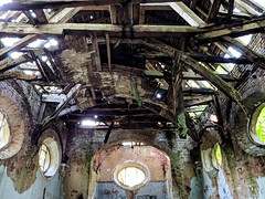 IMG_20191013_123304 (Piotr Tichy) Tags: abandoned desolate brickyard forsaken derelict forlorn stranded palace mansion distillery mill brewery