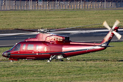 G-XXEB (GH@BHD) Tags: gxxeb sikorsky s76 s76c s76c2 thequeenshelicopterflight belfastcityairport royal corporate executive vip helicopter chopper rotor aircraft aviation bhd egac