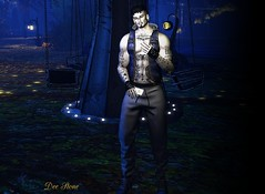 Dee121 (DavidSmith1978 & Kathlynmclain) Tags: fashion mode moda style styling stylish sl secondlife game virtuell virtual events store mainstore shop shopping meshhead mesh meshbody pixel prims blogger blog wardrobe clothing sexy curvy wear couture catwa head victor sigature gianni samurai body skin applier albino tone harry omega bento shell redfish overated tattoo box modulus cooper hair fat pack estorm shirt vest marcus casual clef de peau rick pants grey noir svp pose onrtic new thank you
