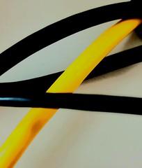 Computer cable (Céline@LaRochelle) Tags: macromondays wire