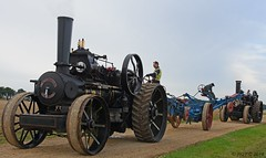 UK NATIONAL PLOUGHING CHAMPIONSHIP 2019 (Apple Bowl) Tags: uk national ploughing championship 2019 steam cultivator nocton beeswax lincolshire