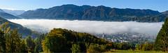 Kremstal im Nebel (robert.pechmann) Tags: kremstal herbstnebel landscape micheldorf panorama