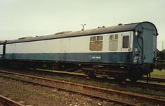 V 083636 180594 (stevenjeremy25) Tags: mk1 parcel railway coach carriage train bullion van 99200 083636
