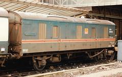 V M94458 041186 (stevenjeremy25) Tags: mk1 parcel van railway coach carriage train npv 94458 m94458
