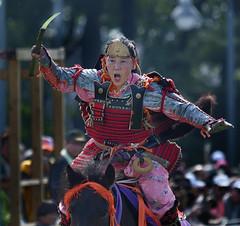 八王子流鏑馬 Hachioji Equestrian Archery 08 (ashleybrownpix) Tags: japan horse archery traditional costume
