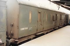 V XDB977030 300684 (stevenjeremy25) Tags: lms parcel van railway coach carriage train xdb977030 977030 departmental m31368 31368