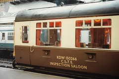 C KDW150266 3 230684 (stevenjeremy25) Tags: kdw150266 150266 inspection observation saloon railway coach carriage train gwr