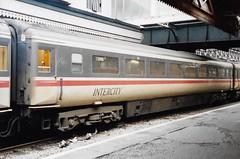 C 42357 161293 (stevenjeremy25) Tags: mk3 hst coach carriage railway train prototype 252 42001 42357
