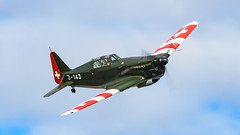 Air Legend (Anthony.Rué) Tags: airplane airshow avion aéroport airlegend melunvillaroche melun nikon nikon200500 d500 warbird ww2 fighter