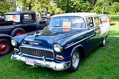 2019 Classics By The Sea (mike01905) Tags: classicsbythesea swampscottma 1955 chevrolet chevy belair