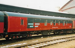 V 92728 150294 (stevenjeremy25) Tags: mk1 parcel van railway coach carriage train res rail express systems nfa 92728